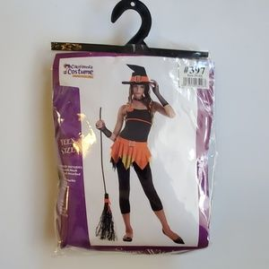 Other - California Costumes Sassy Ten Witch Costume🧙🧹